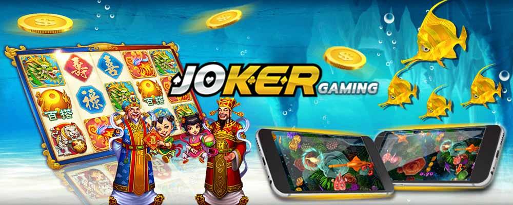Game seru tembak ikan joker123